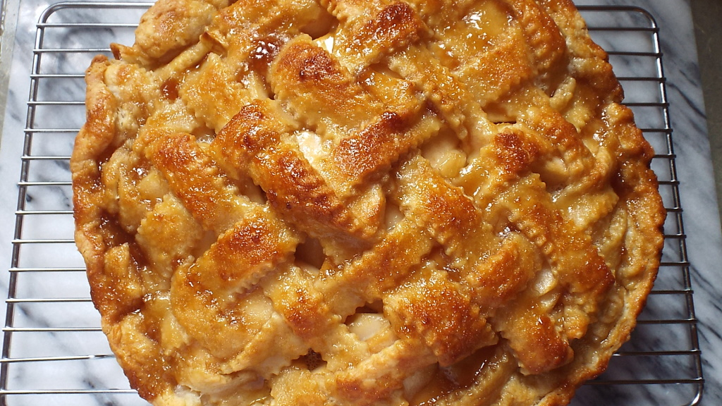 Grandma Ople's Apple Pie - Project Pastry Love