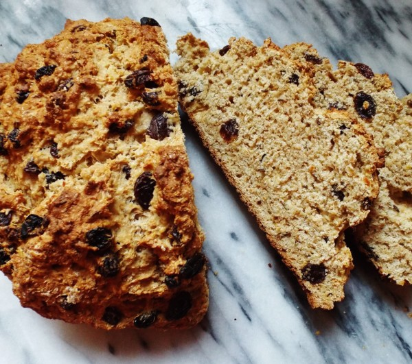Irish Soda Bread With Drambuie - Project Pastry Love